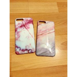 Accessories - Marble phone cases